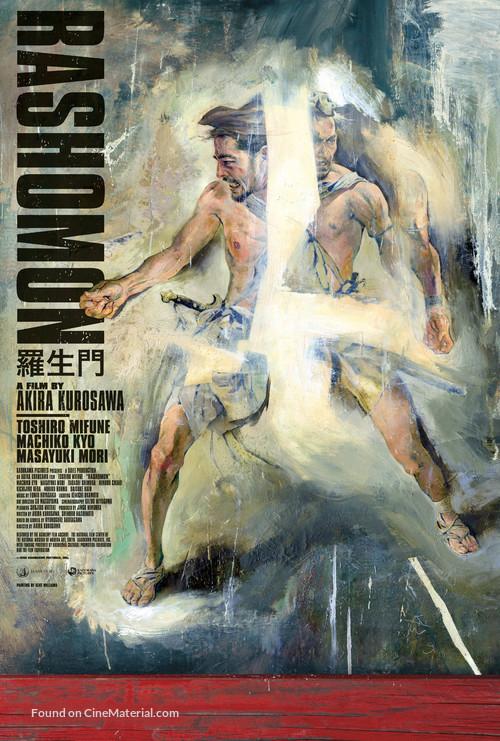 Rashômon - Movie Poster