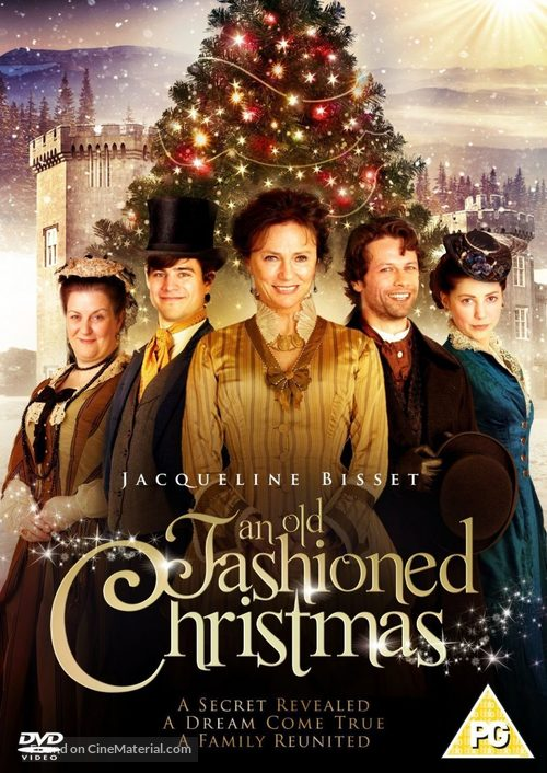 an old fashioned christmas british movie cover - British Christmas Movie