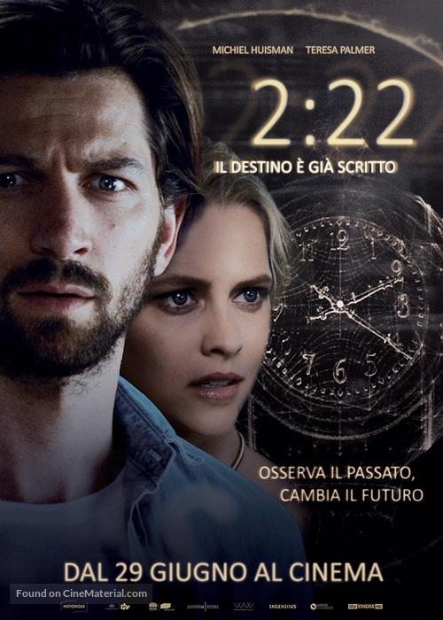 2:22 - Italian Movie Poster