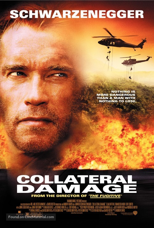 Collateral Damage - Movie Poster