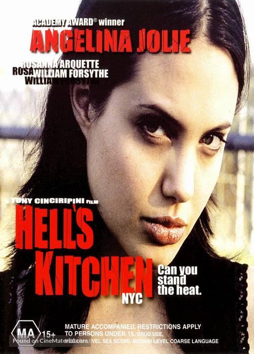 Hell's Kitchen - Australian Movie Cover