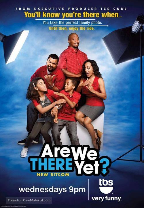 """""""Are We There Yet?"""" - Movie Poster"""