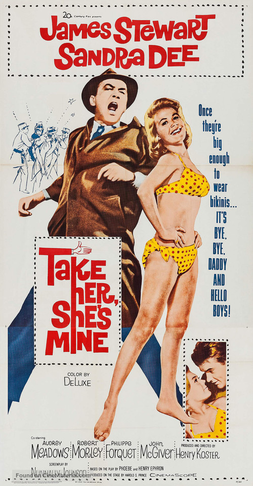 Take Her, She's Mine - Movie Poster