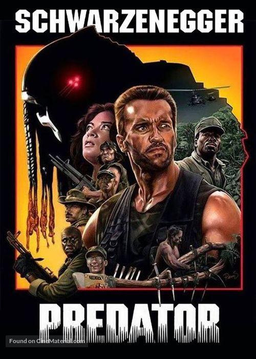 Predator - Slovak DVD movie cover
