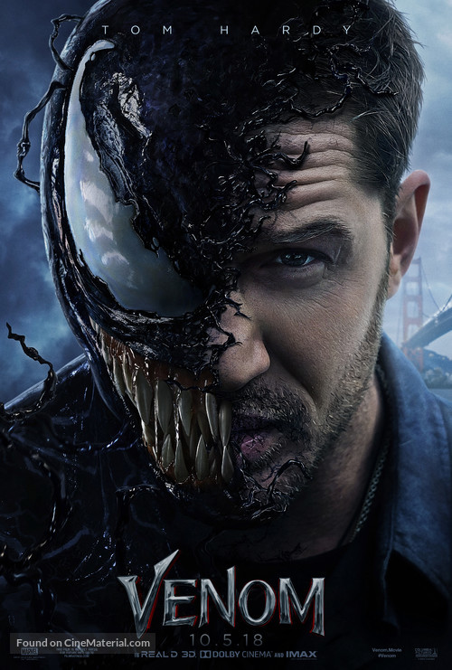 Venom - Teaser movie poster