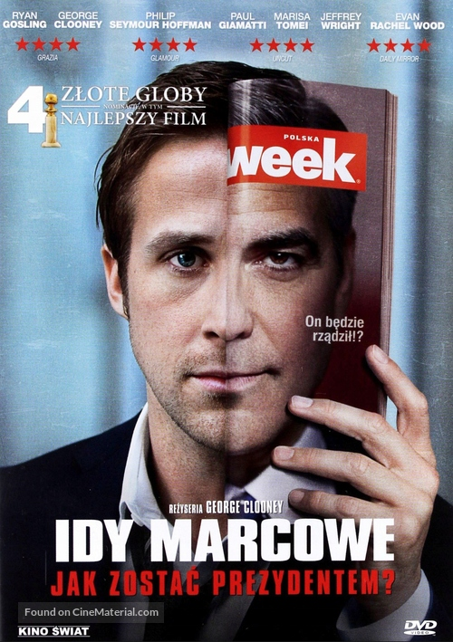 The Ides of March - Polish Movie Cover