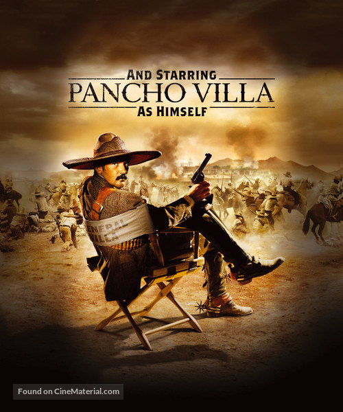 And Starring Pancho Villa as Himself - Movie Poster