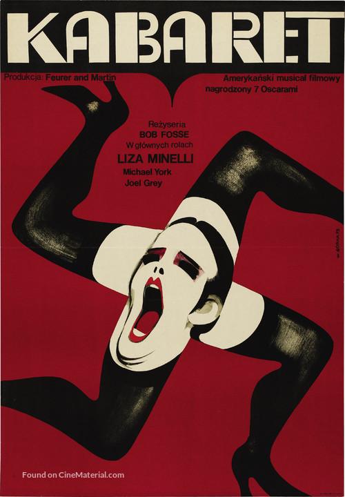 Cabaret - Polish Movie Poster