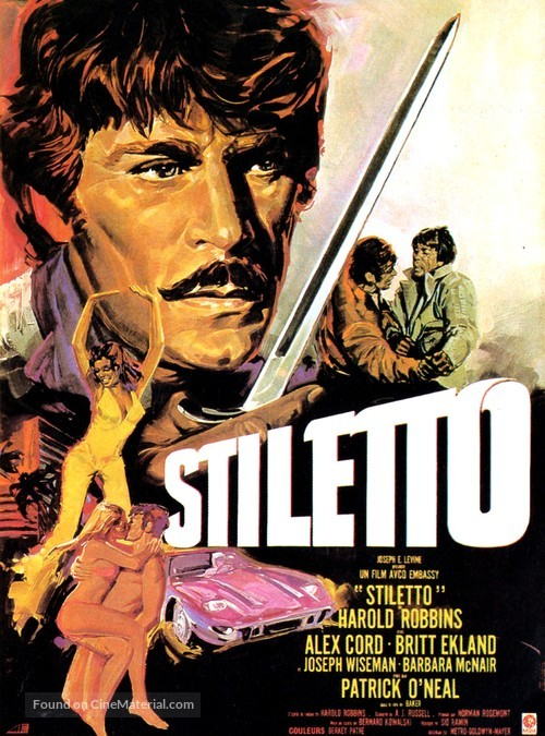 Stiletto - French Movie Poster