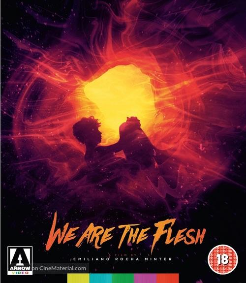Tenemos la carne - British Blu-Ray movie cover