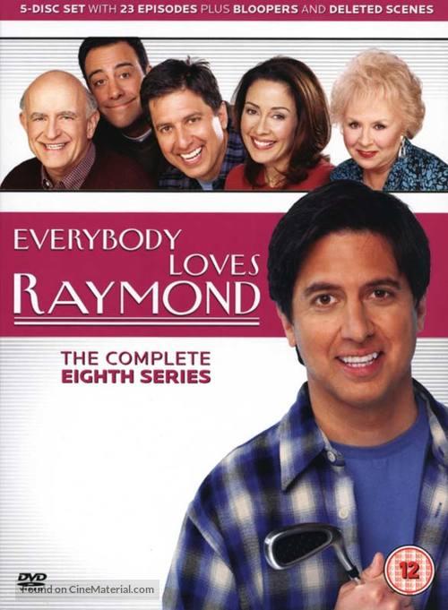 """Everybody Loves Raymond"" - British Movie Cover"