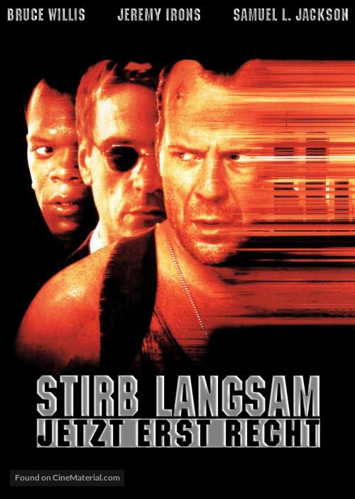 Die Hard: With a Vengeance - German Movie Poster