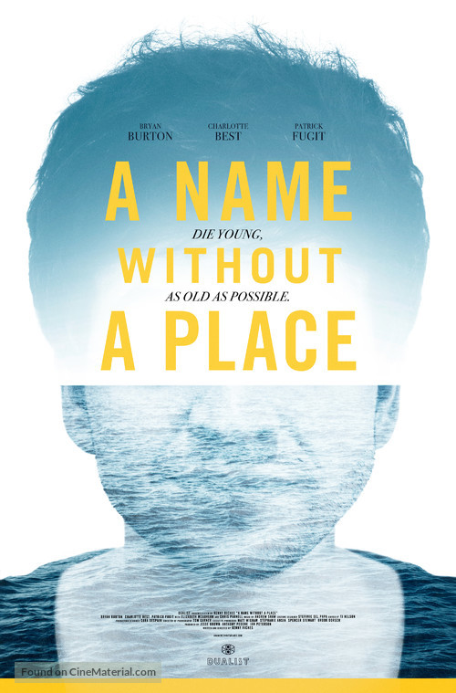 A Name Without a Place - Movie Poster