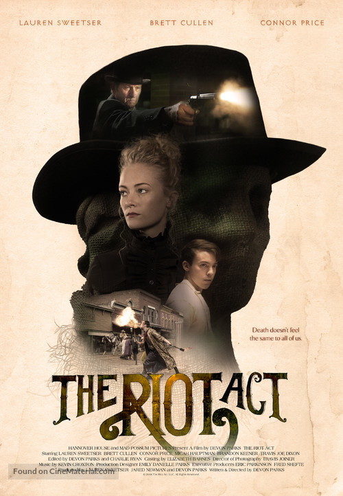The Riot Act - Movie Poster