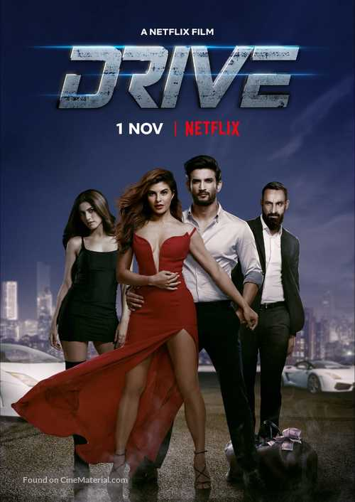 Drive - Indian Movie Poster