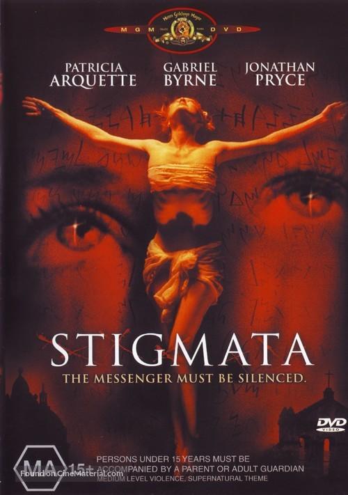 Stigmata - Australian Movie Cover