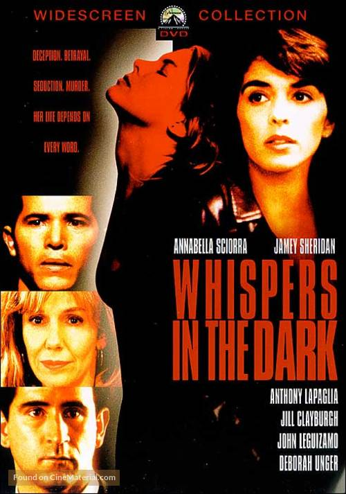 Whispers in the Dark - poster