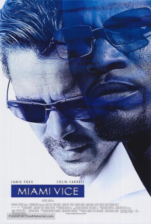 Miami Vice - Movie Poster