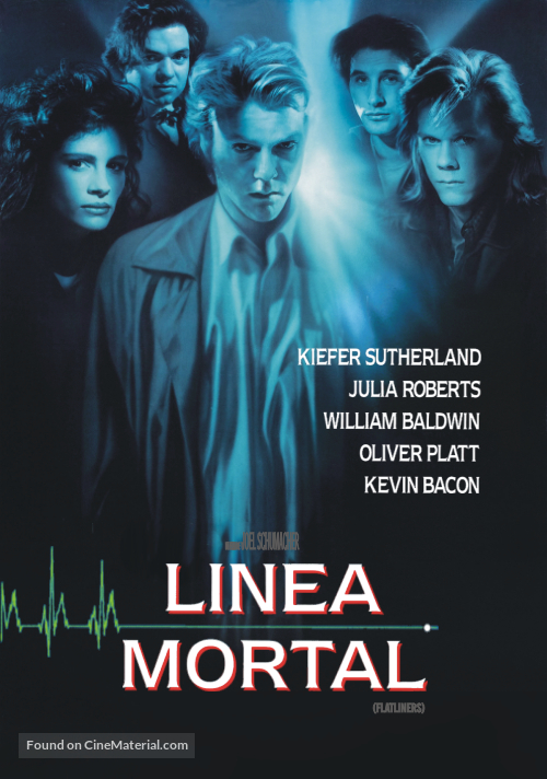 Flatliners - Argentinian Movie Cover