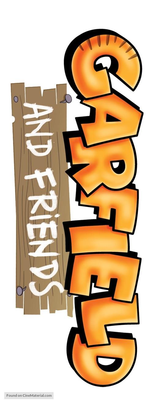 """Garfield and Friends"" - Logo"