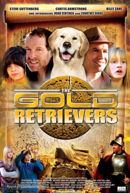 The Gold Retrievers - Movie Poster