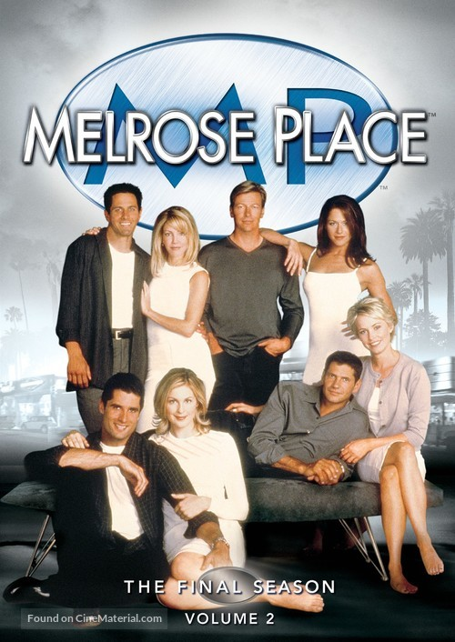 """Melrose Place"" - DVD movie cover"
