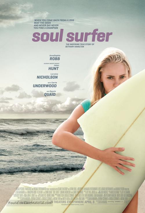 Soul Surfer - Movie Poster