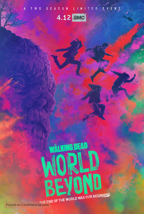 """""""The Walking Dead: World Beyond"""" - Movie Poster"""