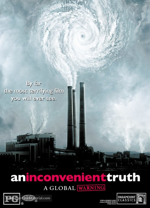An Inconvenient Truth - Movie Poster