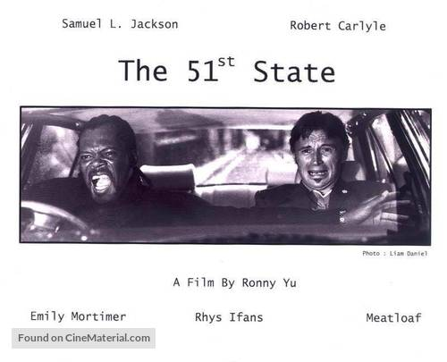 The 51st State - Movie Poster