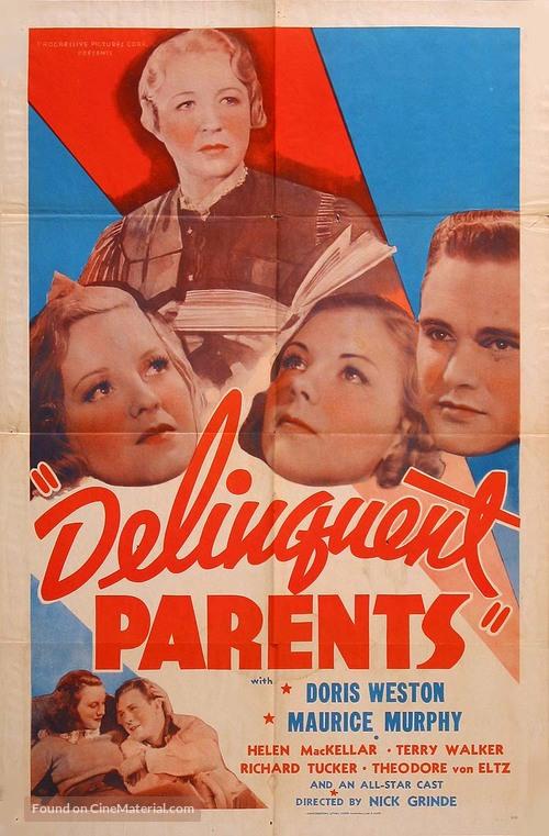 Delinquent Parents - Movie Poster