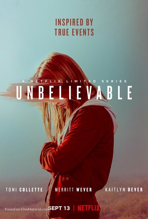 """Unbelievable"" - Movie Poster"