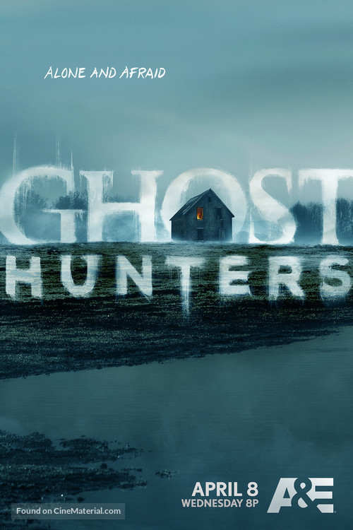 """Ghost Hunters"" - Movie Poster"