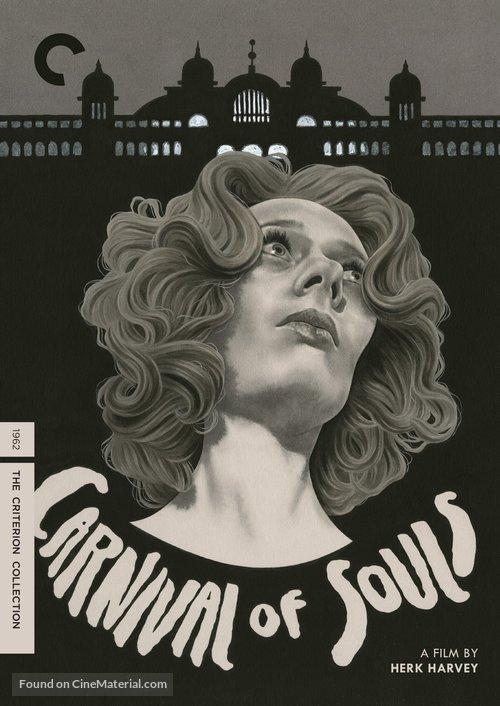 Carnival of Souls - DVD movie cover