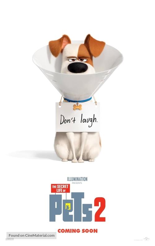The Secret Life of Pets 2 - International Movie Poster