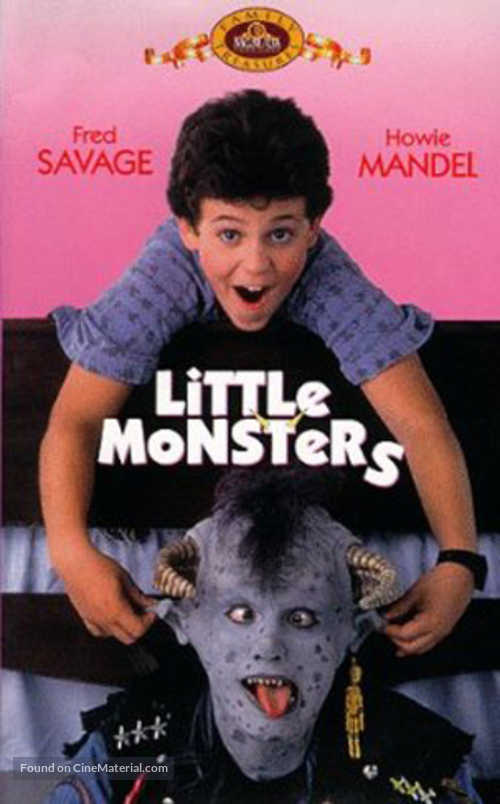 Little Monsters - Movie Cover