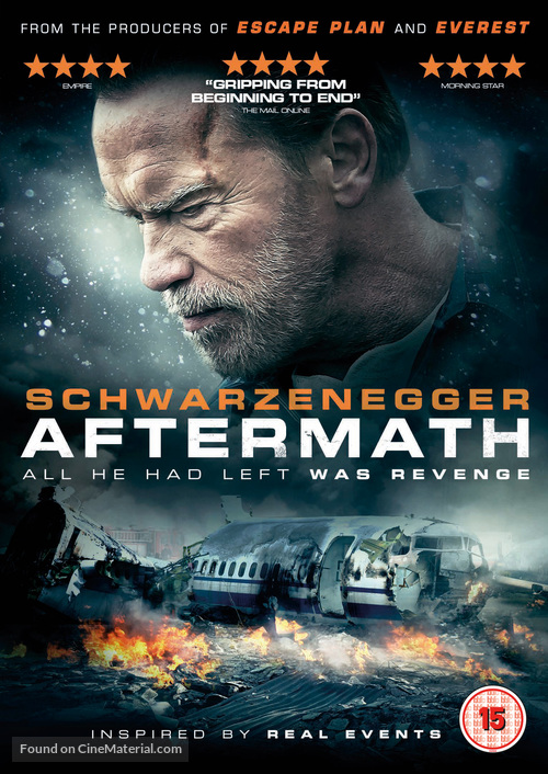 Aftermath - British DVD movie cover