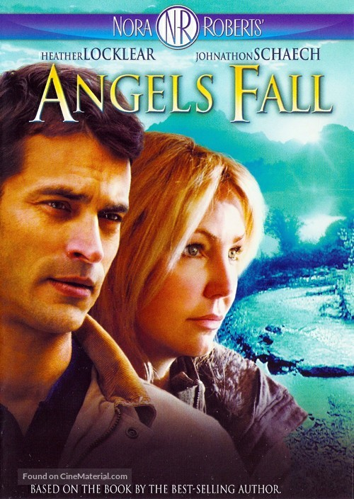 Angels Fall - DVD movie cover