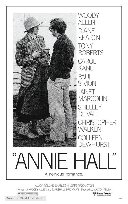 Annie Hall - Movie Poster
