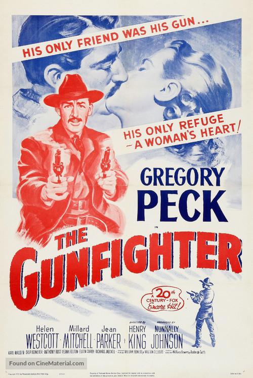 The Gunfighter - Movie Poster