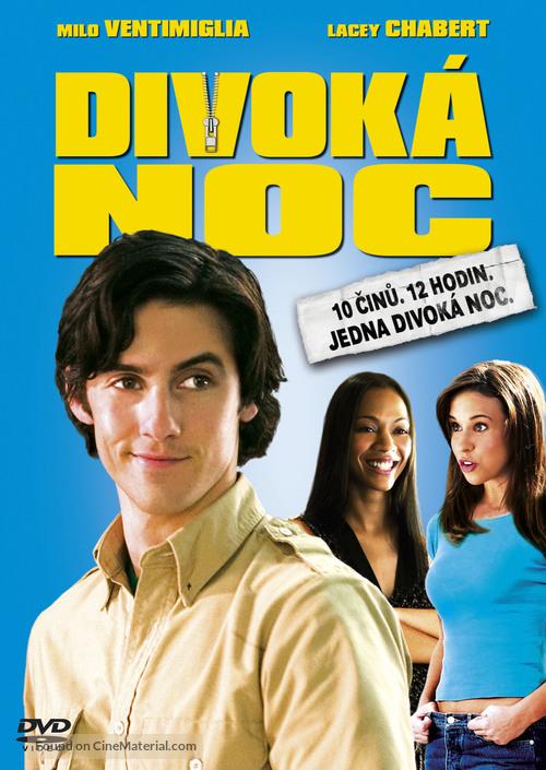 Dirty Deeds - Czech DVD movie cover
