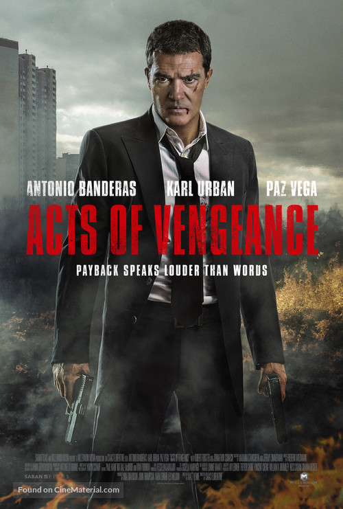 Acts of Vengeance - Movie Poster