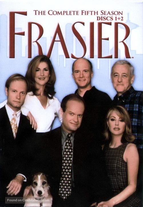 """""""Frasier"""" - DVD movie cover"""