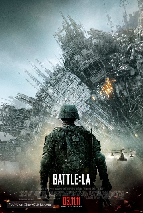 Battle: Los Angeles - Movie Poster
