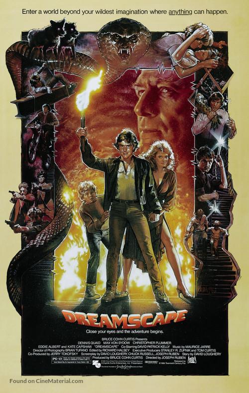 Dreamscape - Movie Poster