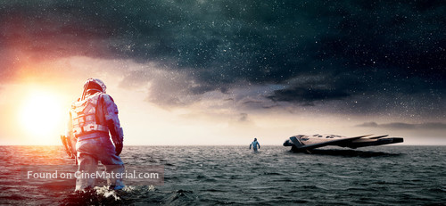 Interstellar - Key art