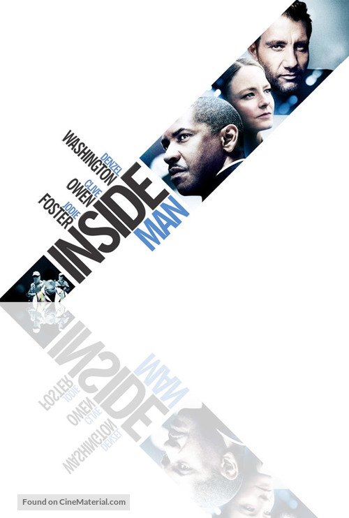 Inside Man - Movie Poster