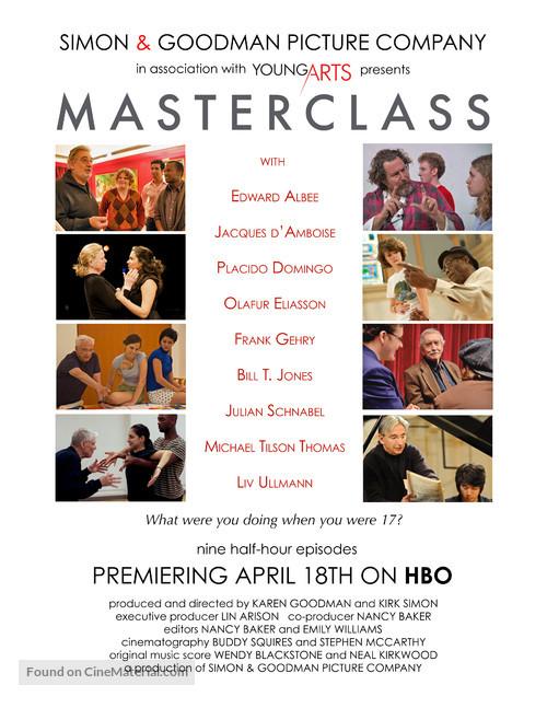 """Masterclass"" - Movie Poster"