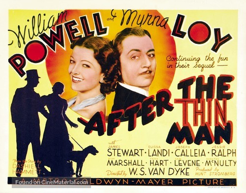 After the Thin Man - Movie Poster