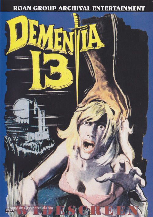 Dementia 13 - Movie Cover